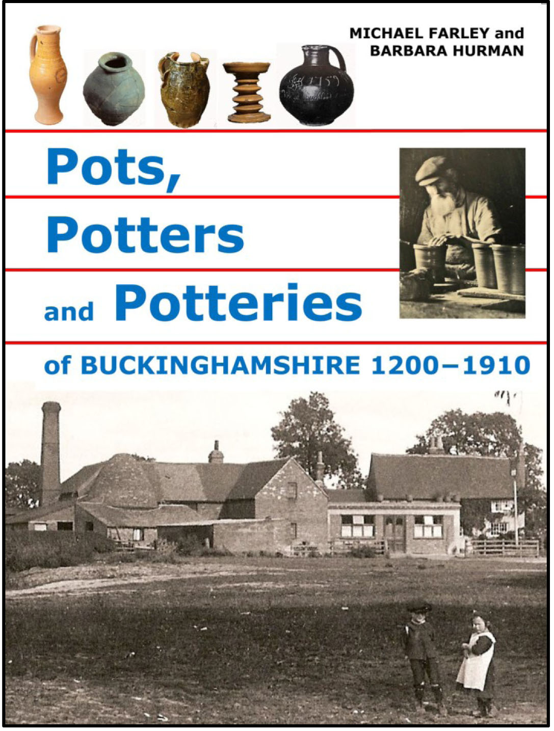 Pots, potters and potteries book cover